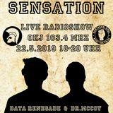 Rudeboy Sensation Live Radio Show - May 2019