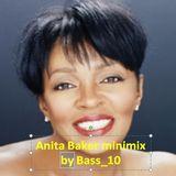 Anita Baker - Sweet love & Rapture Minimix (2016, 2 tracks)