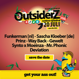Way Back @ Outsiderz '15 [Haus stage]