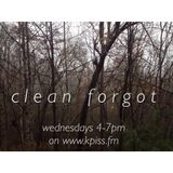 Clean Forgot Radio: kpiss.fm, January 20, 2016