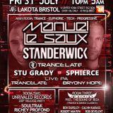 Sphierce Live @ Trancelation - Lakota Bristol 31-7-15