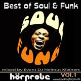 Event-DJ-Helmut-Kleinert - Best of Soul-Funk Vol.1