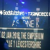 Aj Gibson  Godskitchen vs TranceCoda  jan 02/2016 dj set