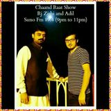Rj Zishi and Adil Chaand Raat Shw(26JUN 2017)
