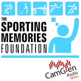 Lunchtime interview with Sporting Memories Foundation, 19 Sep 2018