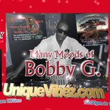 BOBBY G ON YOUR RADIO UNIQUEVIBEZ.COM FRIDAY 10th FEB 2017