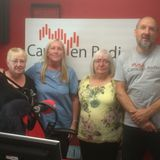 Derek McCutcheon interviews Hilda, Heather and Ann from Cambuslang Remembrance Garden Group 8th Aug