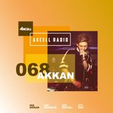 Axcell Radio Episode 068 - DJ AKKAN