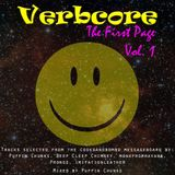 Verbcore - The First Page - Vol. 1
