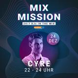 Cyre @ Radio Sunshine Live - Mix Mission 2019