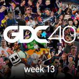 Global Dance Chart Week 13