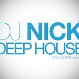 Dj Nick - Essential Mix - Deep House October 2015