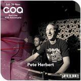 XXII Anniversary GOA - PETE HERBERT
