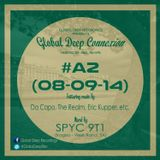 Global Deep Connexion #A2 (08-09-14) Mixed By: SPYC 9T1(Kagiso - West Rand, SA)