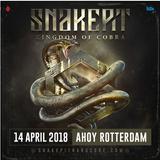 Noisekick vs. Drokz @ Snakepit 2018 - Kingdom Of Cobra
