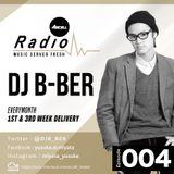 Axcell Radio Episode 004 - DJ B-BER
