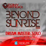 Beyond Sunrise radio...Cxiv with Dream Master: Solo