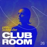 Club Room 26 with Anja Schneider