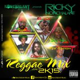 Reggae Mix 2k15
