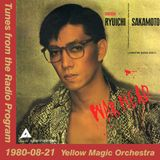 Tunes from the Radio Program, Yellow Magic Orchestra, 1980-08-21 (2014 Compile)