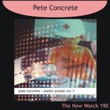 TNW190 - Pete Concrete - Plastic People Vol.1
