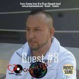 Proyect Sound Radio_Guest DJ 8 (Aired - 10-30-16