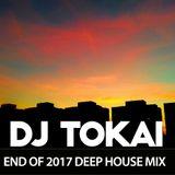 Dj.Tokai - END of 2017. Deep House Mix