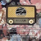 Mercurio Disqueria Radio - Atiende Lucas Caballero 18/03/14