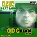QDC BEATS - BEAT TAPE - CLASSICS - VOL 1 BR