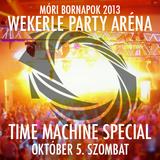 Manic N - Live @ Móri Bornapok 2013 Time Machine Special 2013.10.05.