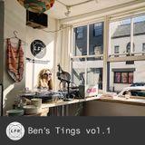 Ben's Tings Vol.1