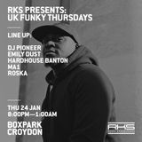 DJ Pioneer Live @ UK Funky Thursdays 24/01/19