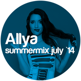 Allya - Summermix July 2014 (Deep House Live session)