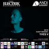 Electrik Playground 9/8/19 inc. Yves V Guest Mix
