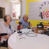 Conxita Torner, representant de Flix a la Festa de l'Avi-Avia Comarcal