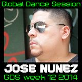Global Dance Session Week 12 2014 Cheets with Jose Nunez