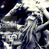 Soulful Invaders | Springtime affair | Flip Calvi