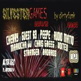 """Guest69 live @ """"Silvester Games by Dirty Funk"""", New-Years Eve, Alter Ego Szczecin (01-01-2015)"""