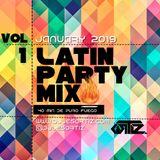 #LatinPartyMix #LatinMix #Cumbia #Reggaeton #Dembow  @DJLESORTIZ