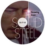 Solid Steel Radio Show 31/7/2015 Hour 1 - Throwing Snow