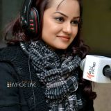 JUVARIA ABBASI'S EXCLUSIVE INTERVIEW BY DR EJAZ WARIS ON MAST FM 103