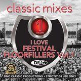 DMC - Classic Mixes Festival Floorfillers Mix Vol 1 (Section DMC)