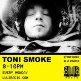 Toni Smoke LVLZRADIO.COM  2 hour DNB mix - 29/08/2016