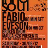 Fabio Live @ innerSoul 30/06/12