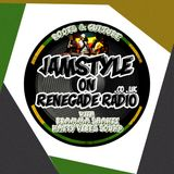 JAMSTYLE on Renegade Radio (September, 2016) selected by SeenJah (Natty Vibes Sound) & Bramma Shanti