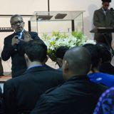 Ps. John David Lambraño - La unidad del espiritu