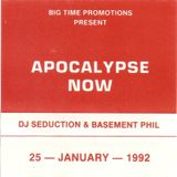 Apocalypse Now! DJ Seduction 1992