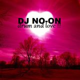 DJ NO-ON - PROMO DRUM AND BASS MIX - summer in liquid 2011