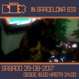 Part one 26_08_2017_Kryptonicadjs@The Box Party @ Los Panda Barcellona (ES)