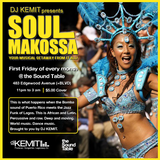 DJ Kemit presents Soul Makossa December 2015 Promo Mix